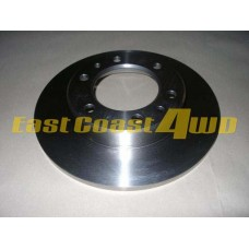 Brake Disc Rotor Front PAIR EFI type