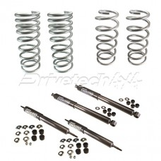 Nissan Patrol GU Cab Chassis Coil Rear suspension Kit 200kg
