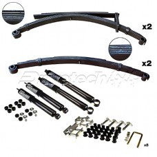 Toyota Hilux 1983 - 1997 suspension Kit 200kg