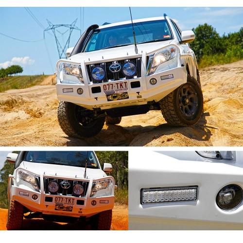TJM Outback Bullbar - Ford Ranger PK