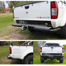 TJM Steel Rear Step